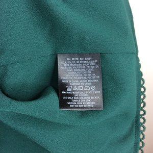 Anthropologie Dresses - Anthropologie Maeve Rokin Cross Back Dress Black